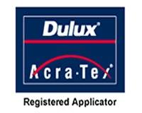 Dulux Acratex Registered Applicator